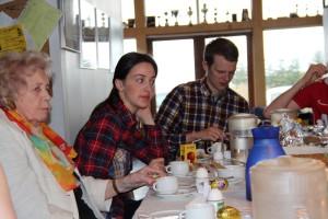 Amma Bía, Guðrún Helga og Eldur